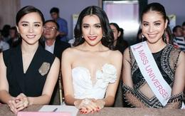 Lệ Hằng - đại diện Việt Nam tại Hoa hậu Hoàn Vũ 2016 - đọ nhan sắc cùng Phạm Hương, Á hậu Thiên Lý