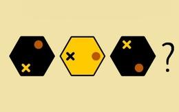 Giải được 10 câu đố logic hình học, bạn đang trên bước đường đến với thành công
