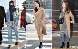 Suzy cùng Park Min Young đọ sắc bên dàn sao đi MAMA 2016, Big Bang bất ngờ xuất hiện tại sân bay