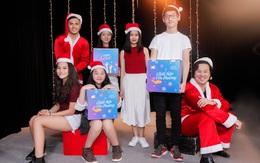 Thanh Bùi, Alexander Tú cùng học trò đi khắp Sài Gòn để thực hiện MV Giáng sinh ý nghĩa