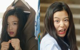 """""""Blue Sea"""": Jeon Ji Hyun vừa lên cạn đã đảo lộn cuộc đời Lee Min Ho"""