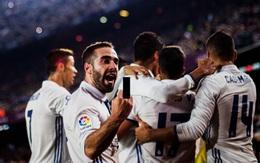 """Chĩa """"ngón tay thối"""" vào fan Barca, sao Real Madrid vội vã nói lời xin lỗi"""