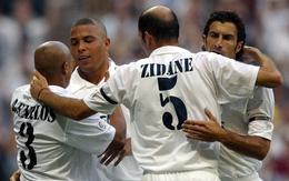 """Ronaldo """"béo"""", Figo và đội hình siêu khủng từng khoác áo cả Barca và Real Madrid"""