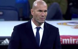 Con trai ghi bàn trong trận ra mắt Real Madrid, mặt Zidane vẫn lạnh như tiền