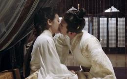"""""""Lệ Cơ Truyện"""": Cuối cùng, Địch Lệ Nhiệt Ba đã có nụ hôn đầu tiên với Trương Bân Bân!"""