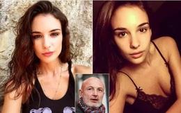 Con gái nhà vô địch World Cup 98 làm người mẫu ngực trần