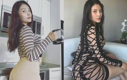 """""""Kim Kardashian Trung Quốc"""" chăm chỉ khoe vòng 3 nóng bỏng sau khi bị chê """"lép kẹp"""""""