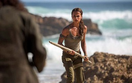 Tomb Raider - Lộ tạo hình của Alicia Vikander trong vai Lara Croft