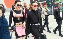 """Tóc Tiên và Kelbin Lei """"xung trận"""" Seoul Fashion Week với phong cách chất lừ"""