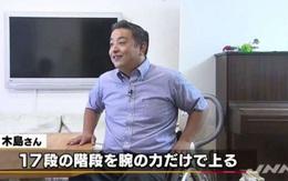 Nhật Bản: Bay giá rẻ, khách tàn tật phải tự bò lên máy bay