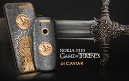 """Fan của """"Game of Thrones"""" chắc chắn sẽ thích mê iPhone 7 và Nokia 3310 này"""