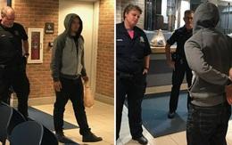 Thua cá cược với cảnh sát trên Facebook, tên tội phạm mang theo một hộp bánh donut đi đầu thú
