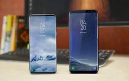 Tuyệt vời, hóa ra Galaxy S9 vẫn có thể cải tiến thêm về thiết kế: Tỷ lệ màn hình chiếm trọn mặt trước lên tới 90%