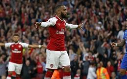 TRỰC TIẾP Stoke 0-0 Arsenal (Hiệp 1): Thừa thắng xông lên
