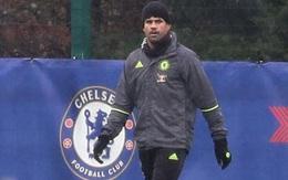 Diego Costa bị cách ly khỏi đội một Chelsea