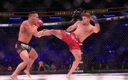 Nếu bạn nghĩ đang có một ngày thảm họa, hãy nhìn võ sĩ MMA này