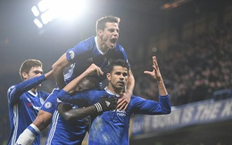 Costa tái xuất ấn tượng, Chelsea bỏ xa nhóm bám đuổi