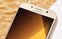 Samsung A2017 Gold trao tay nhận ngay thêm 1 triệu
