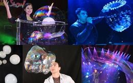 """Huyền thoại"""" Fan Yang mang bong bóng nghệ thuật quốc tế đến sân khấu Việt"""