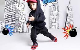 Choáng với bộ sưu tập giày Spider Man cool ngầu của con trai Việt Max – Pid