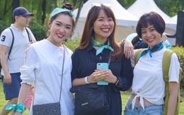 Beauty Blogger Việt háo hức tham gia lễ hội Play Green Festival tại Hàn Quốc