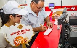 Vượt mốc 56 tỷ, Jackpot 1 của vé số Power 6/55 có thể nổ ra nếu lượng vé bán ra càng nhiều