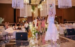 Cận cảnh đám cưới cổ tích của MC thời tiết Phương Dung - Giấc mơ của mọi cô gái