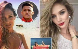 Alexis Sanchez thả thính nữ diễn viên xinh đẹp