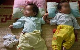 Hà Nội: Người mẹ trẻ lên mạng cho bớt một đứa con sau khi sinh đôi vì không nuôi nổi