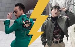 """Cùng chạy show """"điên đảo"""" ở Seoul Fashion Week, thế mà Sơn Tùng và Hoàng Ku lại chẳng chào nhau 1 câu..."""