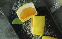 Chỉ dùng chảo chống dính thôi cũng làm ra được bánh xoài ngon tuyệt thế này