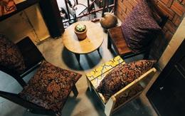 Ở ngay những khu phố Tây ồn ã, cũng có những quán cafe bình yên và xinh xắn như thế!