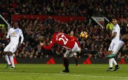 10 bàn thắng đẹp nhất giải Ngoại hạng Anh mùa 2016/17