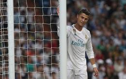 Real thua sốc trong trận ngày Ronaldo trở lại sau án treo giò