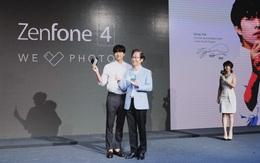 """Asus vừa ra mắt loạt máy Zenfone 4 mới: Ngôi sao """"Train to Busan"""" Gong Joo làm đại diện, tất cả máy đều có camera kép"""