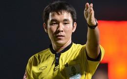 Trọng tài trận Hà Nội - Quảng Nam bị bắt vì liên quan đến dàn xếp tỷ số