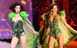 """Show người mẫu của Trung Quốc gây tranh cãi khi đạo nhái """"Victoria's Secret"""""""