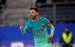 """Tam tấu MSN nổ súng, Barca giành chiến thắng """"4 sao"""""""