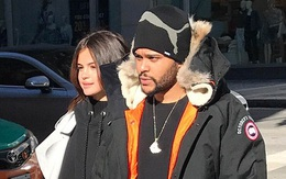 The Weeknd mua nội y nữ tặng Selena Gomez mỗi khi đến một thành phố mới