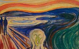 """Giải mã hiện tượng cực hiếm đằng sau tuyệt tác nghệ thuật """"Tiếng hét"""""""