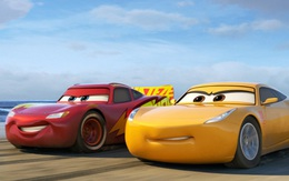 Cars 3 - Cái kết đẹp cho tay đua cự phách Lighting McQueen