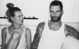 """Ngày nào còn là """"trai hư đào hoa"""", Adam Levine giờ đã kỷ niệm 3 năm ngày cưới bên vợ"""