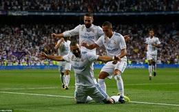 Ronaldo ngồi khán đài, Real vẫn thắng dễ Barca giành Siêu Cúp Tây Ban Nha