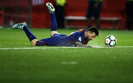 Messi im tiếng, Barca thắng đậm nhờ 2 bàn phản lưới nhà