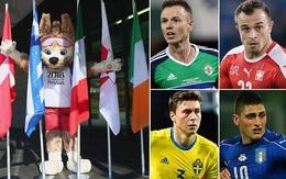 Bốc thăm play-off World Cup 2018: Italy đụng đối thủ rắn mặt Thụy Điển