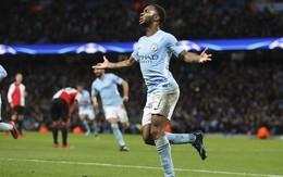 Man City thắng trận thứ 5 liên tiếp ở đấu trường Champions League