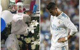 Hành động ấm lòng của Ronaldo khi nhận bức thư xúc động của người mẹ mất con vì động đất