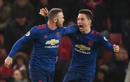 Ghi bàn đẳng cấp phút bù giờ, Rooney giải cứu Man Utd