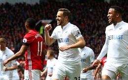 Siêu phẩm sút phạt khiến Man Utd đánh rơi chiến thắng, lỡ cơ hội vào tốp 4