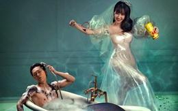 """Bộ ảnh cưới siêu nhắng nhít của thí sinh The Voice China khiến dân tình """"share điên đảo"""""""